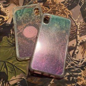 2 iPhone XS Max Phone Cases